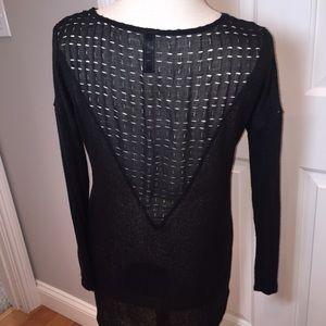 Wish Tops - Wish lightweight sweater tunic SAKLE!