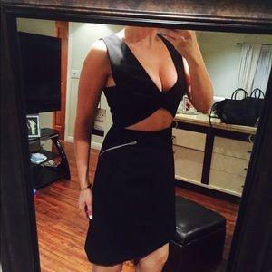 ZARA cutout dress!
