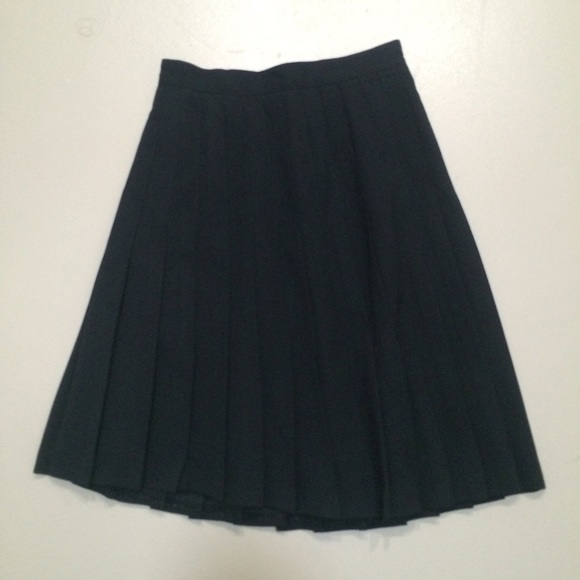 Austin Reed Skirts Vintage Wool Pleated Skirt Poshmark