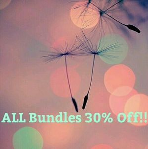 Other - 30% Bundle Discount!