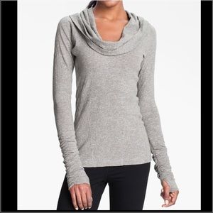 Zella Pullover With Hoodie
