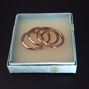 henri bendel Jewelry - Henri Bendel stackable ring (singular)