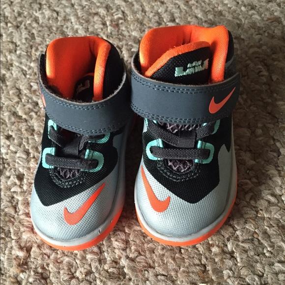 4a72c31bc436a Lebron Shoes - Infant Lebrons (Nike)