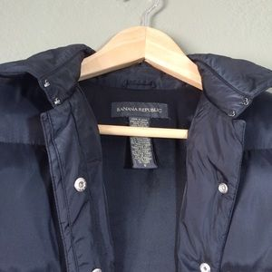 Banana Republic Jackets & Blazers - Banana Republic Down Feather Puffer Coat