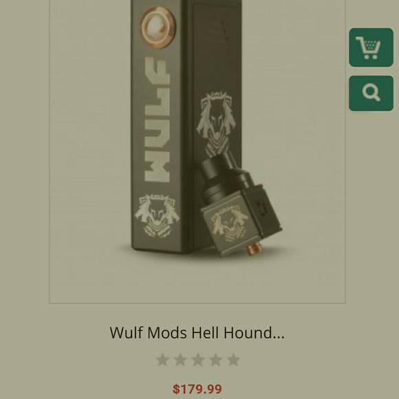 Authentic Wulf Mods Hellhound Complete Setup