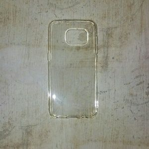 Accessories - Samsung Galaxy S7 Crystal Clear Bumper Case