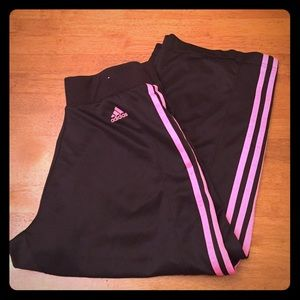 ADIDAS THERMO-SYSTEM Capri workout yoga pants