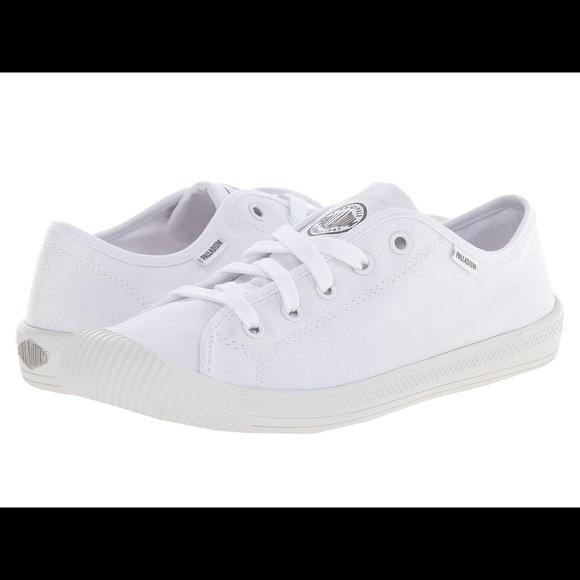 9cdbc5fcfa Palladium Shoes | Classic Low Top Sneakers | Poshmark