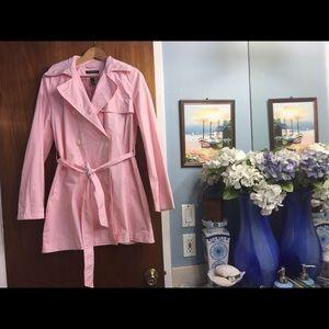Gorgeous Ralph Lauren pink coat size Medium