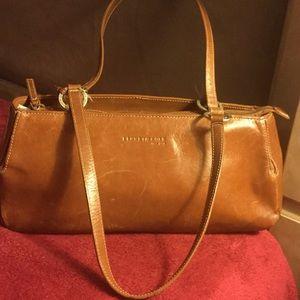 Kenneth Cole Handbags - Vintage Kenneth Cole leather bag