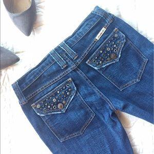 Frankie B. Denim - Frankie B Jeans Size 4