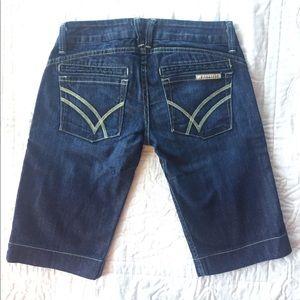 William Rast Denim - William Rast. Lisa long shorts size 25 Jeans