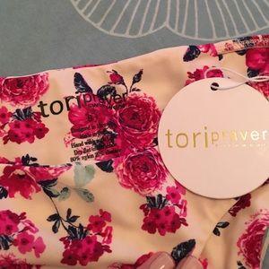 Tori Praver Swim - NWT Tori Praver Raven Bottoms