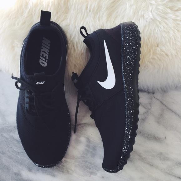 3b14df6ee7 Nike Shoes | Id Black Fleece Juvenate Sneakers | Poshmark