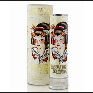 Other - Ed Hardy Love and Luck Fragrance 3.4 oz