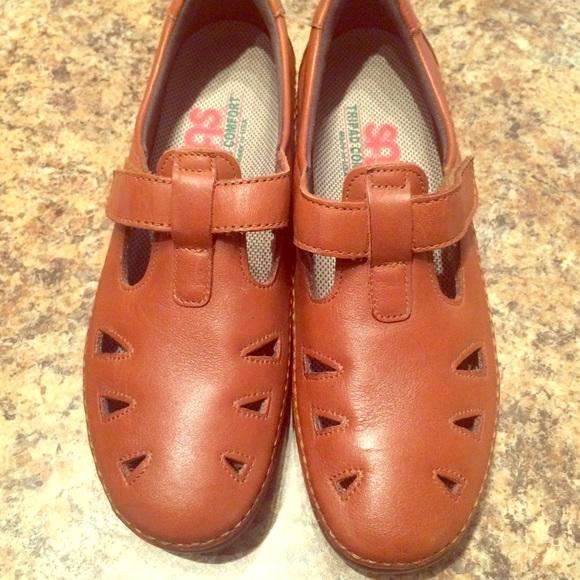 Sas Shoes Black Mules