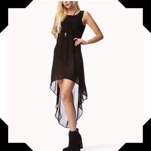 NWT sheer dress