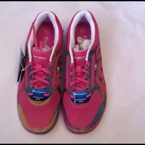 06d8957ff88 Champion Shoes - Champion Juniors Sneakers Pink Rainbow Size 5.5