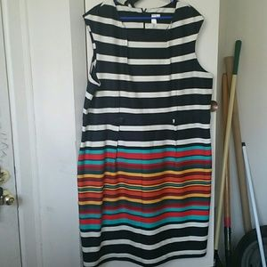 Dresses & Skirts - Stripe Daydress