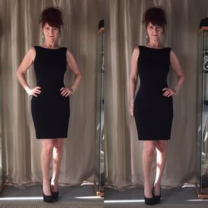 Tadashi Shoji Dresses & Skirts - TADASHI SHOJI BLACK COCKTAIL DRESS