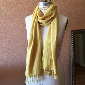 Anthropologie Accessories - Italian Pashmina scarf