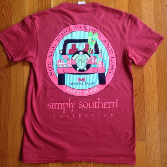 9a3a1373151 Simply Southern Jeep Shirt