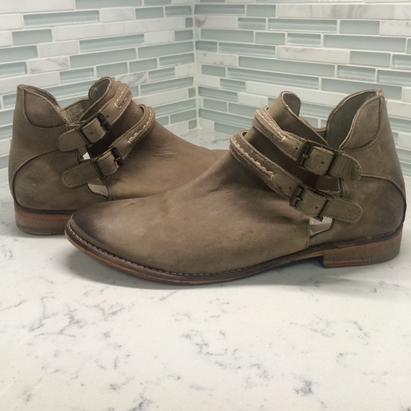 b879d448dc87 Free People Braeburn Ankle Boot