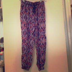 New Look Printed Pants