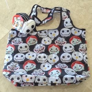 Disney Handbags - Night before Christmas Disney tsum tsum Eco bag