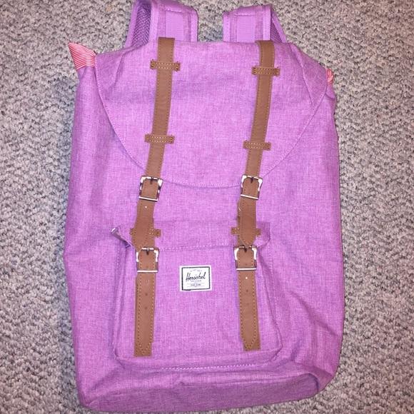 54b325968208 Herschel Supply Company Handbags - Hot pink Hershel backpack