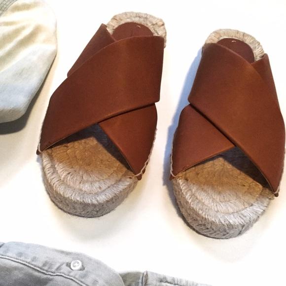 28695f864cf4 Soludos Criss Cross Espadrille Sandals. M 56eb46e9620ff7dea3002a68