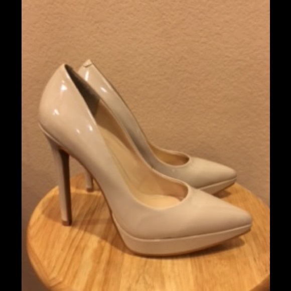 4b0ef75183cf Jessica Simpson Shoes - Jessica Simpson Platform Heels with Pointed Toe
