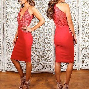 Dresses & Skirts - 💥FINAL SALE💥Knock Out Dress $38