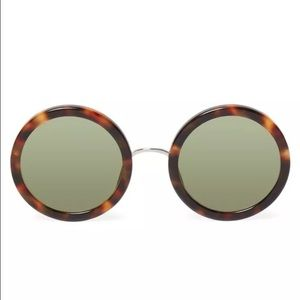 f223575133b0 The Row Accessories - Linda Farrow The Row 8 Classic Tortoise w  Silver