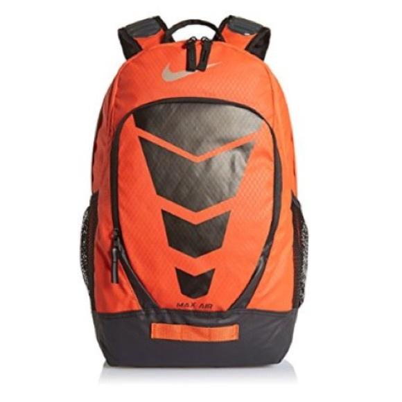 Nike Max Air Vapor Backpack in Team Orange   Black d999ec09ef