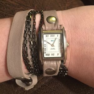 La Mer Collection Wrap Watch