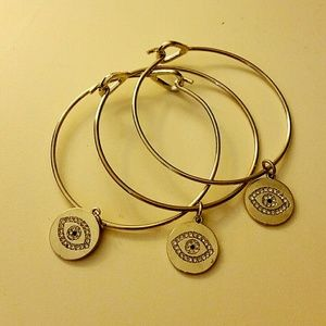 |SALE|Lucky Seeing Eye Bangle