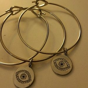 Jewelry - |SALE|Lucky Seeing Eye Bangle