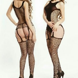 Other - sexy Fishnet lingerie costumes sexy underwear stra