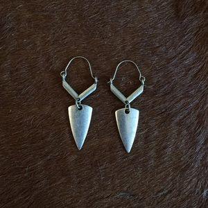 Urban Outfitters Arrow Earrings