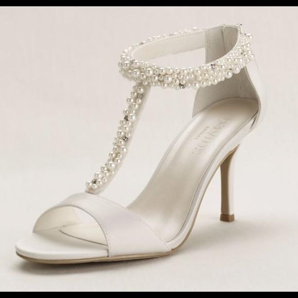 45 Off Davids Bridal Shoes