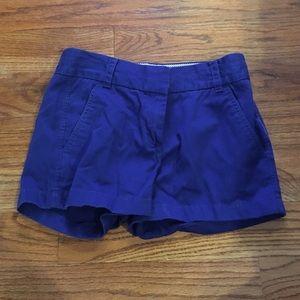 J.Crew Chino Shorts size 00
