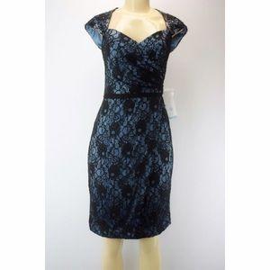 Patra Dresses & Skirts - Patra Beaded Lace Dress