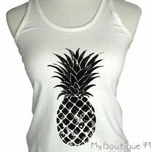 Pineapple Graphic Tank