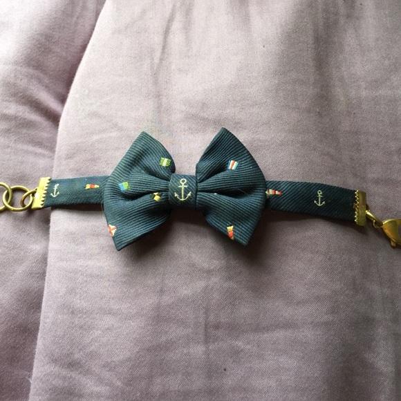 7a8785236ea3 Brooks Brothers Jewelry | Kiel James Patrick Bow Bracelet Nautical ...