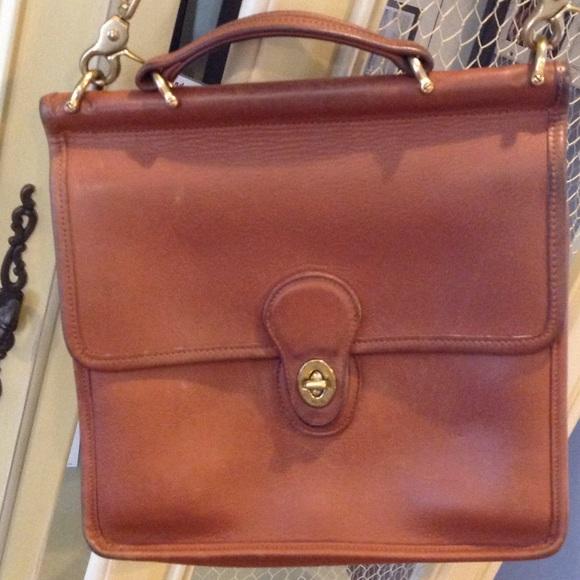 coach bags vintage willis bag with strap poshmark rh poshmark com