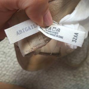 4efd8d063d aerie Intimates   Sleepwear - Aerie 32AA Nude Abigail Strapless Bra