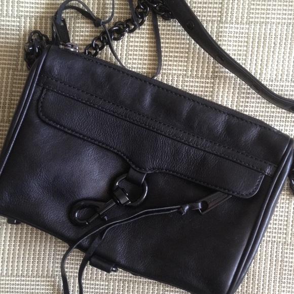 Mini M.A.C. crossbody bag - Black Rebecca Minkoff Lhm2bh0Yk