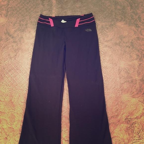 Wide Leg Athletic Pants
