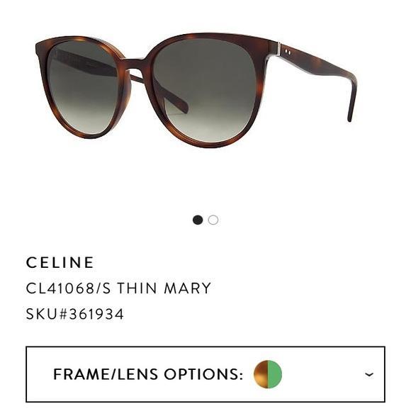 942dd041660a Celine Accessories - Celine